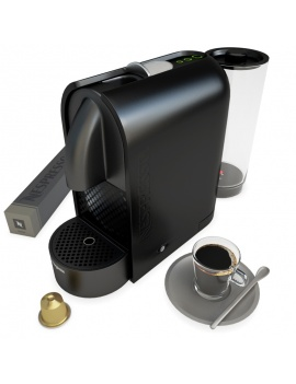 Coffee-machine-magimix-nespresso-3d