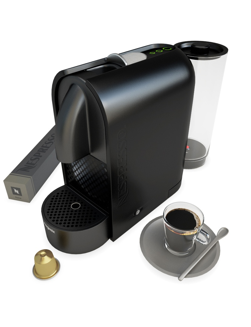 Coffee-machine-magimix-nespresso-3d