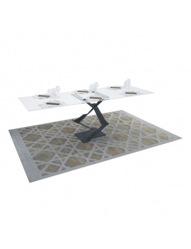 living-dining-room-3d-carpet-table