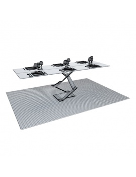 living-dining-room-3d-table-carpet-wireframe