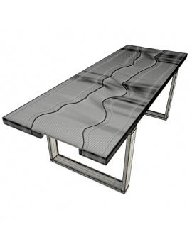 2-river-tables-greg-klassen-3d-dining-wireframe