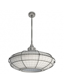 Collection-of-pub-vintage-furniture-3d-pendant-lamp-connell-wireframe