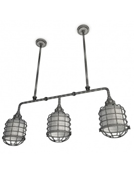 Collection-of-pub-vintage-furniture-3d-pendant-lamp-connell-3-wireframe