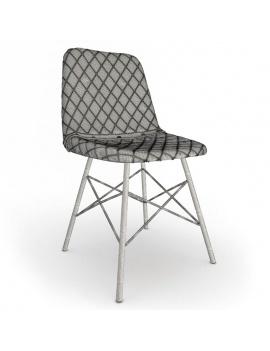 collection-de-mobilier-pub-vintage-3d-chaise-doris-diamond-filaire
