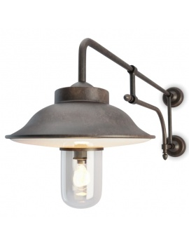 collection-of-pub-vintage-furniture-3d-fiati-lamp-street