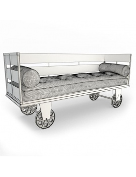 collection-de-mobilier-pub-vintage-3d-canapé-Inma-filaire