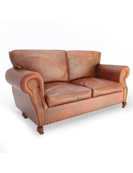 collection-de-mobilier-pub-vintage-3d-canapé-lester