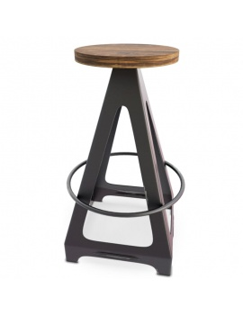collection-of-pub-vintage-furniture-3d-stool-livorno