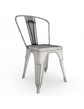 collection-of-pub-vintage-furniture-3d-chair-tolix-wireframe