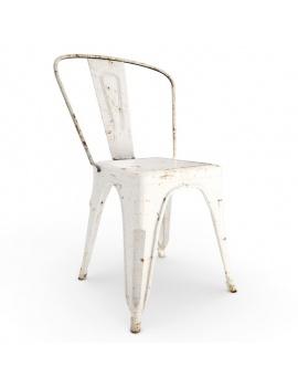 collection-de-mobilier-pub-vintage-3d-chaise-tolix-blanche