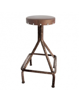collection-of-pub-vintage-furniture-3d-stool-mendel-2