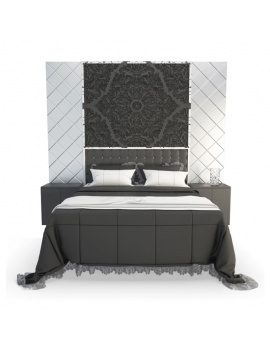 classic-bedroom-froufrou-3d-models-bed