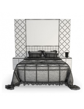 classic-bedroom-froufrou-3d-models-bed-wireframe