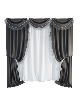 classic-bedroom-froufrou-3d-models-curtains