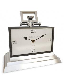 classic-bedroom-froufrou-3d-models-clock