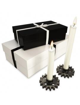 classic-bedroom-froufrou-3d-models-gift