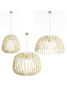 3-wooden-pendant-light-3d-ayil