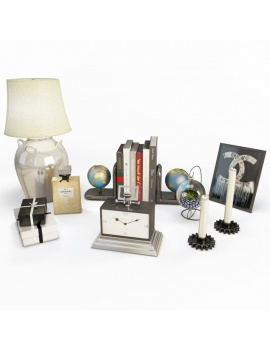 decorative-objects-3d-models