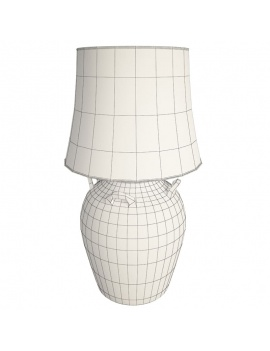decorative-objects-3d-models-lamp-wireframe