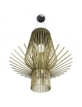 3-metallic-pendant-light-3d-models-assai