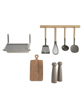 kitchen-furniture-and-accessories-3d-models-utensils
