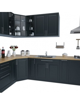 kitchen-furniture-and-accessories-3d-models-angle