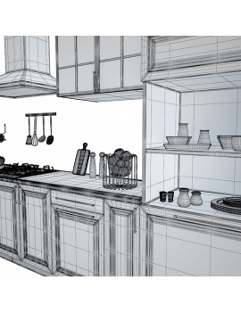 kitchen-furniture-and-accessories-3d-models-accessories-wireframe