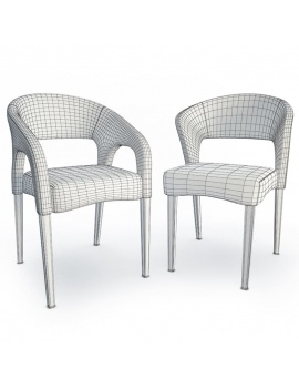 chair-and-armchair-endra-3d-models-wireframe