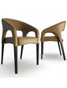 armchair-endra-3d-models