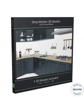 meubles-et-accessoires-de-cuisine-modele-3d