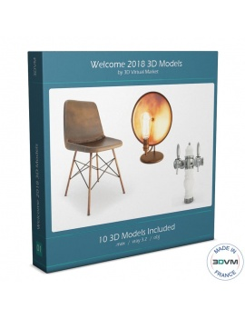 collection-bienvenue-2018-3d