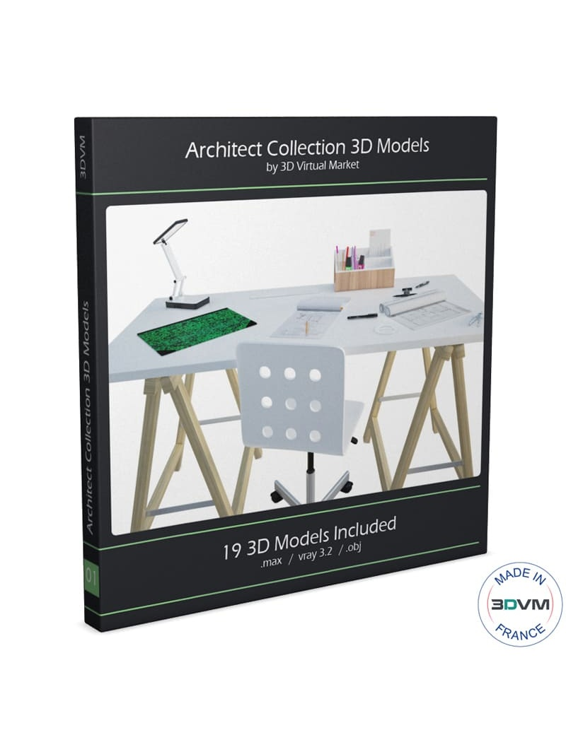 Architect-Collection-3d