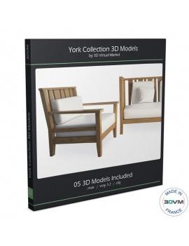 mobilier-york-en-bois-unopiu-3d-3d