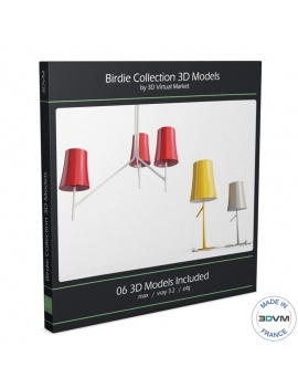 collection-lampes-birdie-foscarini-3d-