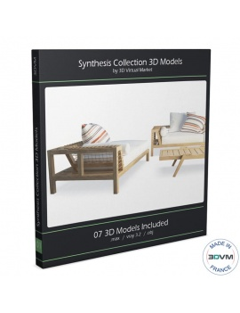 collection-mobilier-tresse-synthesis-unopiu-modeles-3d