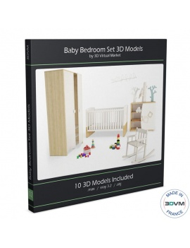 baby-wooden-bedroom-3d