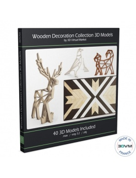 collection-3d-de-decorations-en-bois