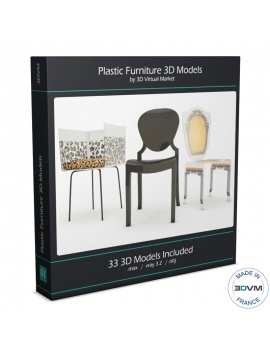 plastic-furniture-3d-models
