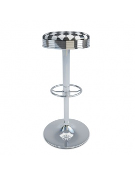 american-diner-3d-stool