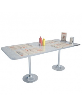 american-diner-restaurant-3d-table