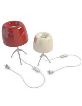 lampes-a-poser-raffinees-3d