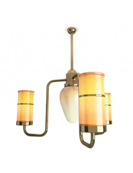 antique-lights-collection-3d-pendant-light-cylindrical