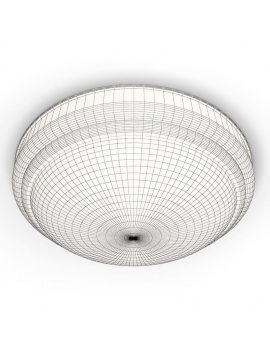 antique-lighting-collection-3d-ceiling-lamp-atlgff8-wireframe