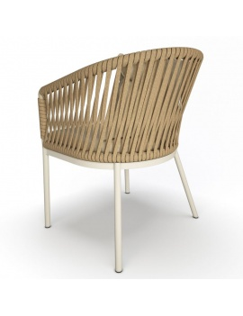 collection-3d-de-mobilier-tresse-bitta-chaise-dossier