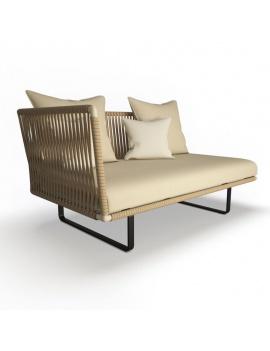 mobilier-exterieur-bitta-kettal-3d-canape-2places-angle