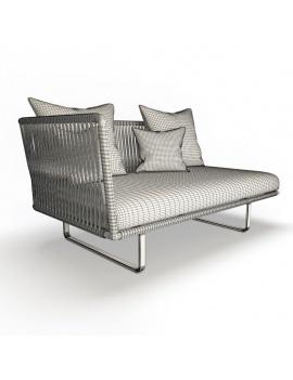 mobilier-exterieur-bitta-kettal-3d-canape-2places-angle-filaire