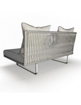 mobilier-exterieur-bitta-kettal-3d-canape-2places-angle-dossier-filaire