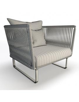 collection-3d-de-mobilier-tresse-bitta-fauteuil-filaire