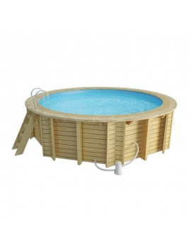 wooden-round-swimming-pool-3d