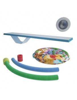 collection-piscines-et-accessoires-d-exterieur-3d-jeux-plongeoir